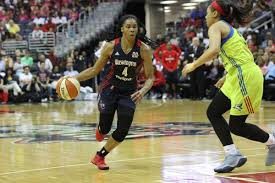 Tayler Hill to miss remainder of 2017 WNBA season due to torn ACL - Bullets  Forever