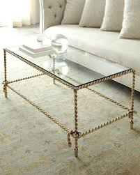 glass and gold coffee table coffee table brass rope coffee table at never seen anything gold glass and gold coffee table