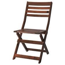 fold up wooden chairs. ikea ÄpplarÖ chair, outdoor fold up wooden chairs