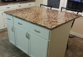 Kitchen Island Cabinet Base How To Make A Kitchen Island With Base Cabinets Wm Designs