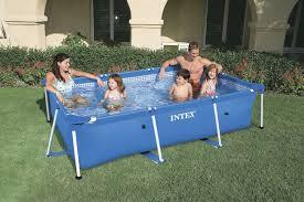 intex above ground swimming pool. Intex 7ft 3\ Above Ground Swimming Pool