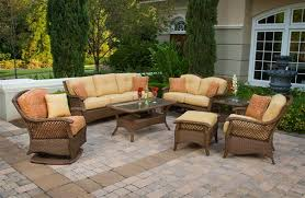 wicker patio furniture. Unique Patio The Best Use Of Resin Wicker Patio Furniture With O