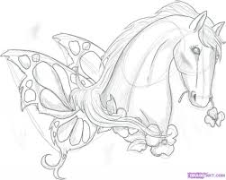 Coloring Pages Coloring Pages Equine Drawing Free Horse For Girls