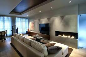 stylish lighting living. Recessed Lighting Living Room Lights For Ideas Corner Mood Idea Adds A  Stylish Punch To This .