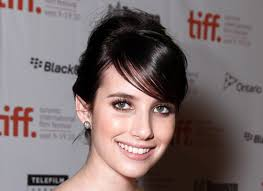 how to get audrey hepburn s breakfast at tiffany s hair as worn by emma roberts