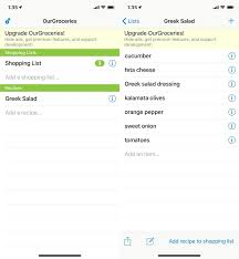 shopping lists best grocery shopping list apps imore