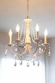 homemade chandelier