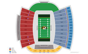 Tickets Mizzou Tigers Football Vs Southeast Missouri