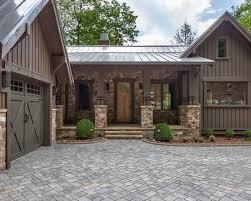 Top Modern Bungalow Design. Rustic Home ExteriorsHome ...