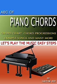 Abc Of Piano Chords Lets Play Piano And Keyboards In
