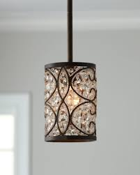 amusing crystal mini pendant light 25 about remodel quoizel