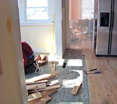 hardwood flooring in a historic home renovation and remodeling in hendersonville nc