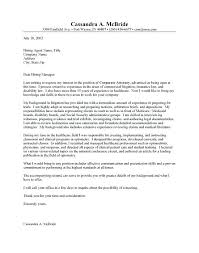 Samples Of Cover Letters For Employment New Relocation Cover Letter For Employment Sample Primeliber
