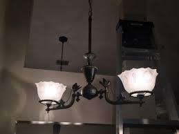 electrified gas light
