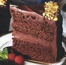 Resultat d'imatges de tarta de chocolate