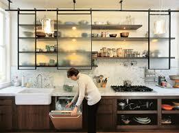 Kitchen Shelves Design