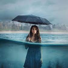 Girl in the Rain Wallpapers - Top Free ...