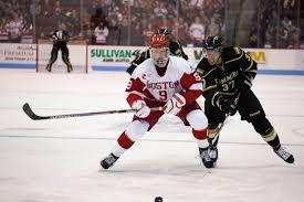 1 defenseman in his fourth season. Men S Hockey Terriers Open At Home Tonight Bu Today Boston University