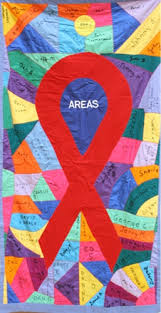 Annual AIDS Quilt Program &  Adamdwight.com