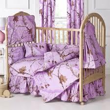 km ap lavender camo crib bedding 3 jpg