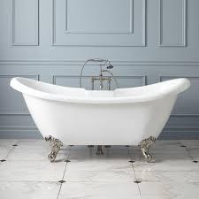 bathroom remodeling bathtub bathroom 4 foot rosalind acrylic clawfoot tub imperial feet bathroom