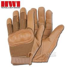 Operational Gloves Hwi Knuckle Tactical Glove Coyote Gloves