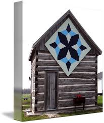 Quilt Patterns For Barn Art Cool A Quilt Pattern As Barn Art By Linda McAlpine