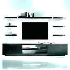 tv shelf wall glass shelves floating for ideas mount bracket with attached stand unit tv shelf wall