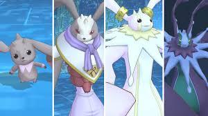 Digimon Story Cyber Sleuth Hackers Memory Lopmon