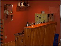 Some Important Aspects Of The Basement Bar Ideas - Simple basement bars