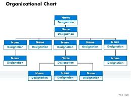 Microsoft Org Chart Template Microsoft Powerpoint Org Chart Template