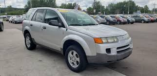 2004 Saturn Vue Coolant Light Used 2004 Saturn Vue 4dr Fwd Manual For Sale In Chesaning Mi