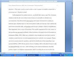 human resources unit assessment professionalism essaypark essay human resources unit 8 assessment professionalism