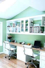 two person desk home office. Small Office For Two Ideas Desk Double Home Best Person On 2