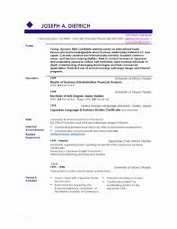 Good Resume Templates Inspiration Good Resume Templates Examples A Good Resume Template Ambfaizelismail