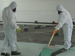 don t take a risk for a free asbestos flooring removal e contact b c asbestos removals today