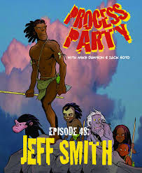 Process Party – Episode 48 – Jeff Smith! | Study Group Comic Books