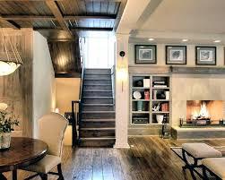 basement furniture ideas. Rustic Basement Ideas Staircase  Furniture
