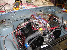 chris s datsun place did i mention wiring is my favorite part here is the harness after trimming before taping