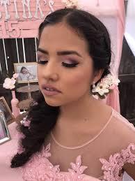 photo of diamond beauty hair makeup orange ca united states quinceanera