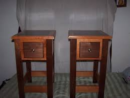 Small night stands