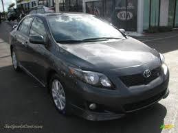 2010 Toyota Corolla S in Magnetic Gray Metallic - 274346 | Jax ...