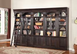 parker house venezia library bookcase wall unit e