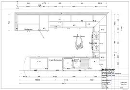 how to design a kitchen layout awesome l shaped kitchen drawing how to design a kitchen