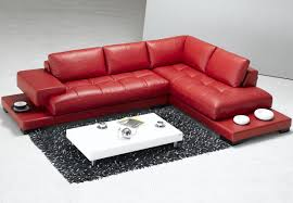 considering microfiber sectional sofa. Image Of: Modern Leather Sectional Sofa Style Considering Microfiber