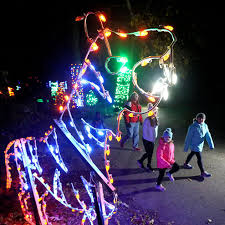 Olin Turville Park Lights Madison Lights Up For The Holiday Season Local News