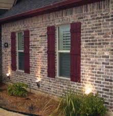 exterior wooden shutters houston. gds wood exterior wooden shutters houston garage door services