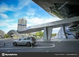 BMW Museum in Munich – Stock Editorial Photo © dellfoto #153552120