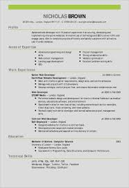 Resume For Professional Job Sample Resume Architect Job New Student Cover Letter Template