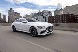Dear visitor, daimler ag has undergone a reorganization. New 2021 Mercedes Amg Gt 43 4 Door Coupe Offers An Additional Entry Point To The Amg Gt Family